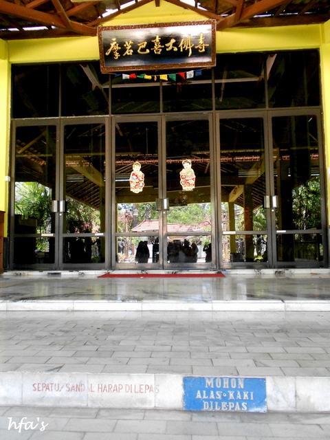 Menilik Jejak Mojopahit : Megahnya Patung Budha Tidur, Mojokerto