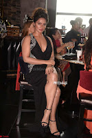 Neetu Chandra in Deep neck Black Dress ~  Exclusive Pics 005.jpg