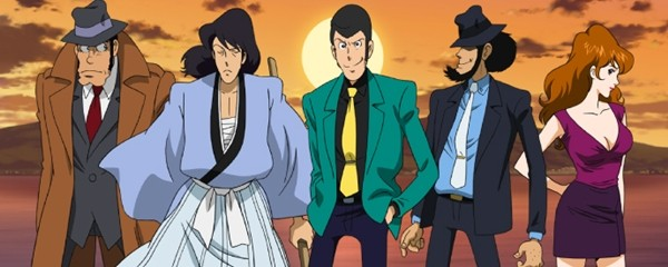 Lupin the Third vs Koichi Zenigata (Lupin the Third)