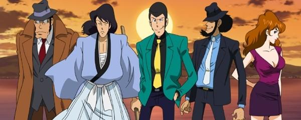Lupin the Third vs Koichi Zenigata (Lupin the Third)