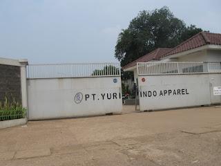 Lowongan Kerja Terbaru Bogor Staff Operator PT Yuri Indo Apparel
