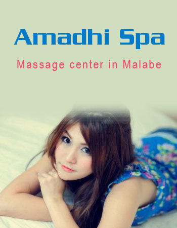 Amadhi Spa | Massage in Malabe
