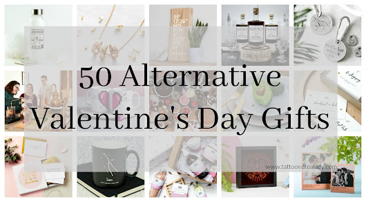 50 Alternative Valentine's Day Gifts