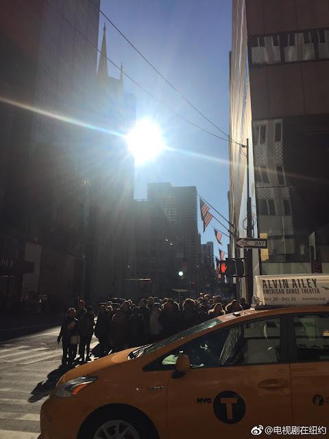 New York c-drama