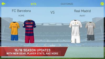 Download FIFA 15 Ultimate Team v1.6.1 Apk