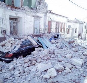 Μυτιλήνη: Δίδυμος σεισμός 172 χρόνια μετά!