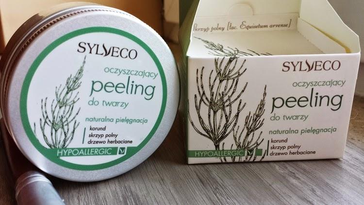 Sylveco oczyszczający peeling do twarzy