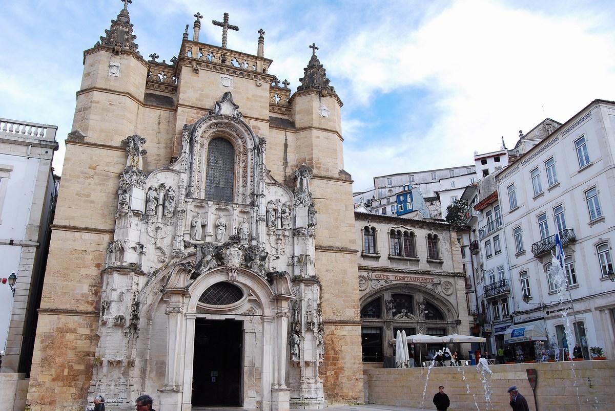 monastère Santa Cruz Coimbra