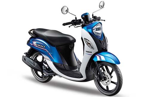 Harga Yamaha Fino 125 Blue Core dan Spesifikasi Lengkap