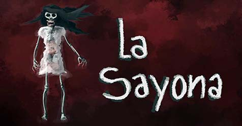 Urban Legend La Sayona From Venezuela