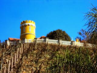 Torre do Castelo Henrique Laje, em Lauro Müller