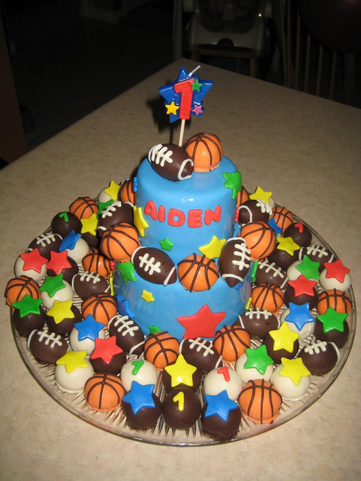Treats By Christi 1st Birthday