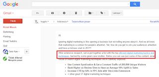 Cara Mengamankan Akun Email (Gmail) Di Curi dan Diambil Orang Lain