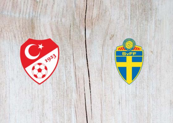 Turkey vs Sweden Full Match & Highlights 17 November 2018