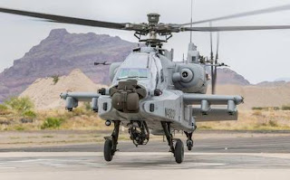 IAF gets 4 Apache Helicopters from US