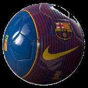Barcelona - bola com escudo