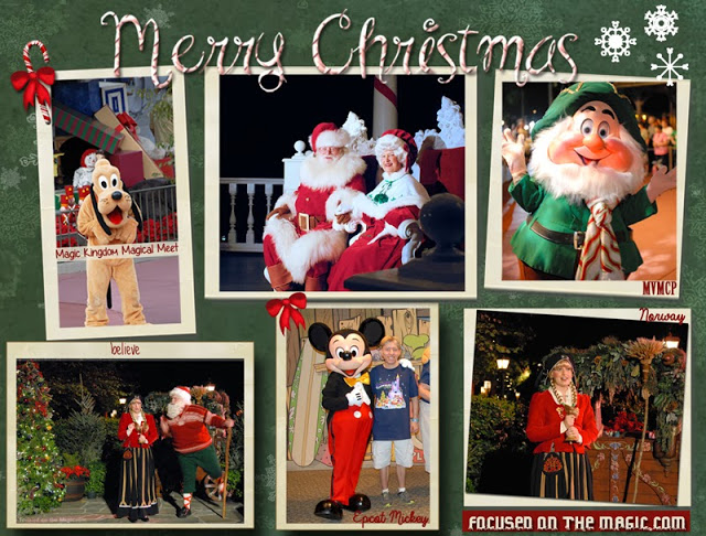 Disney Merry Christmas