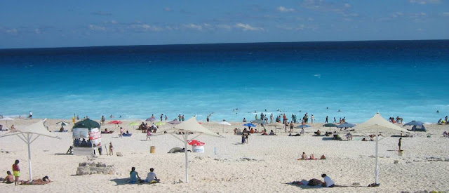 cancun resorts mexico beach vacations