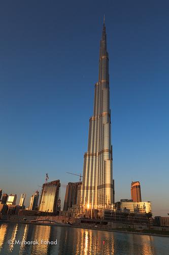 Chiboy Chuks Blog: World tallest building in the world {Burj Khalifa in Dubai}