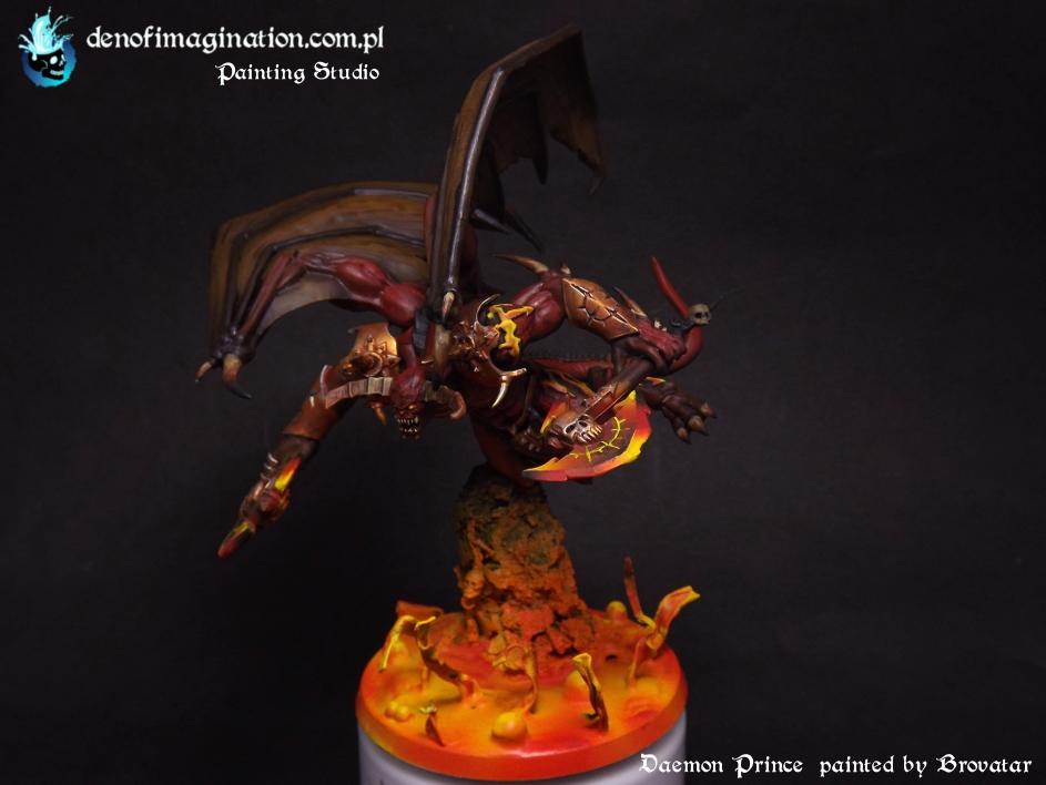 Blog Khorne Week #7 Daemon Prince