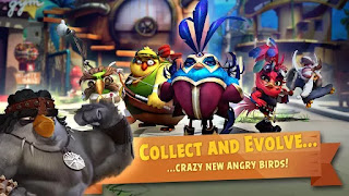 Angry Birds Evolution v1.1.0 Image 1