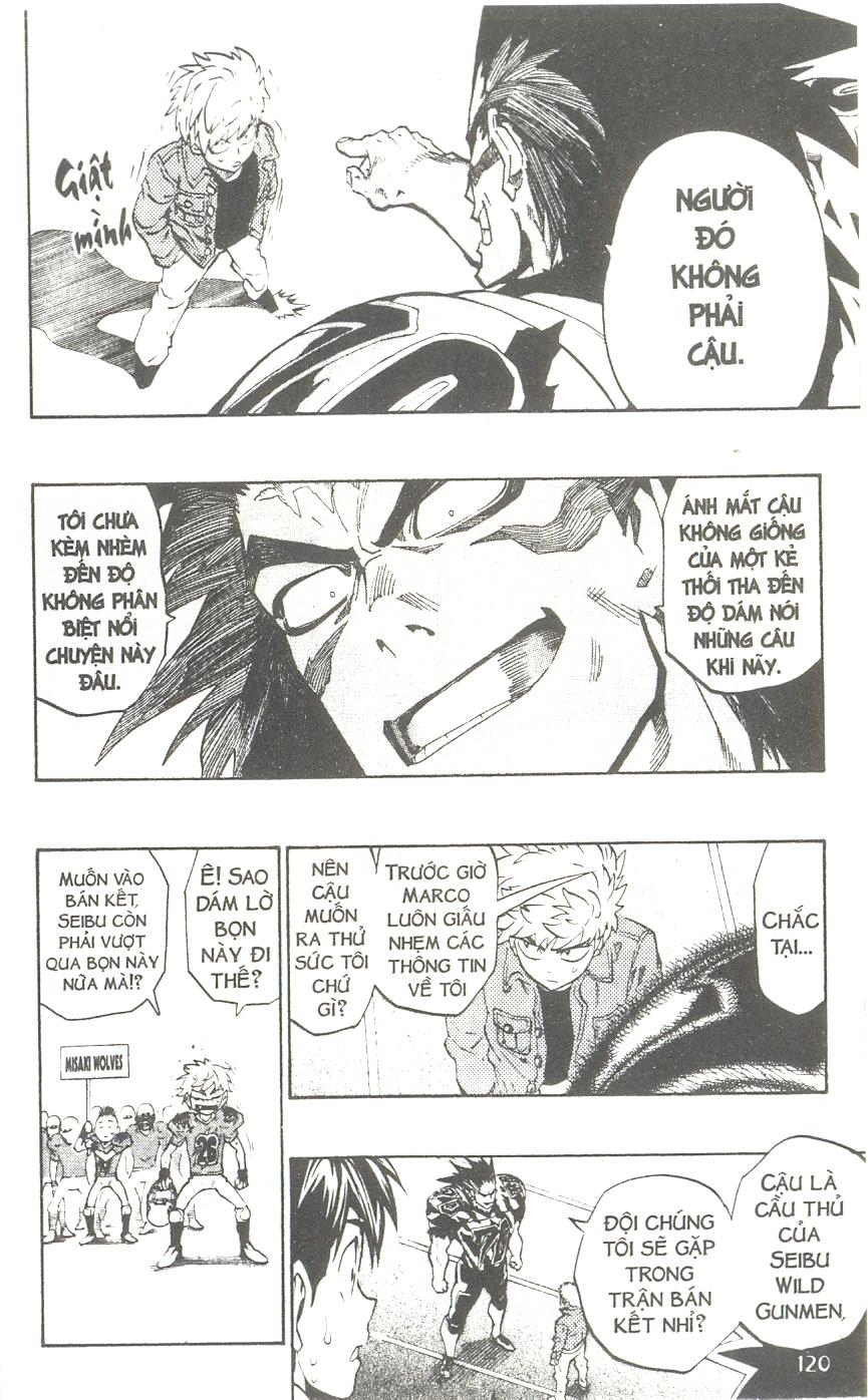 Eyeshield 21 chapter 202 trang 15