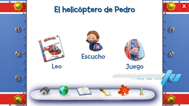 Little Boy Rogers Helicopter PC Full Español