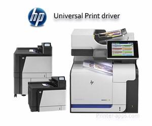 HP UNIVERSAL PCL 5 PRINTER DRIVERS DOWNLOAD