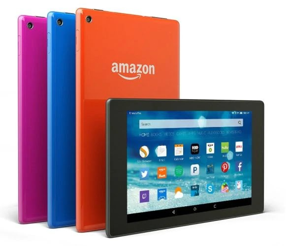 Amazon Tablet Fire HD 8
