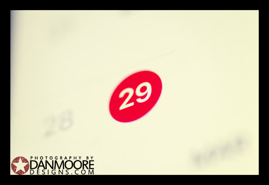 Dan Moore Designs: 365.60: Leap Day