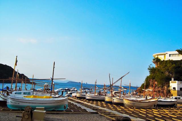 spiagge catalane
