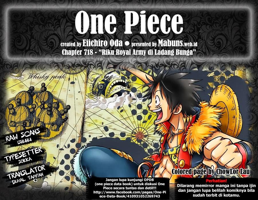 Komik manga 00OnePiece one piece