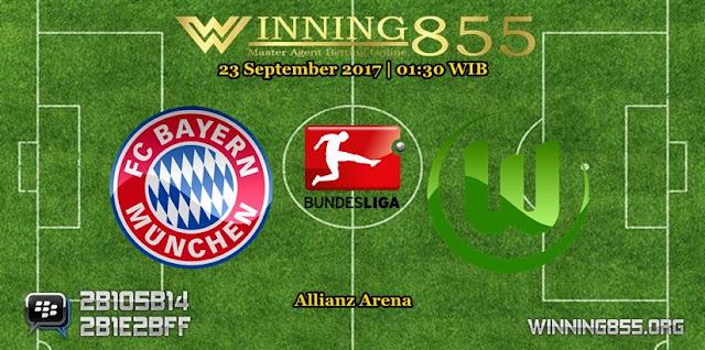 Prediksi Skor Bayern Munchen vs Wolfsburg