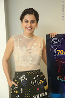 Taapsee Pannu in transparent top at Anando hma theatrical trailer launch ~  Exclusive 071.JPG