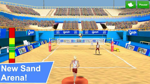 Volleyball Champions 3D MOD Apk [Unlimited Money]
