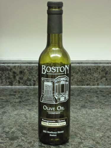 Bottle of Boston Vinegar