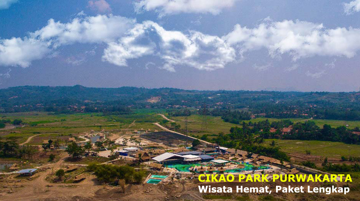 Cikao Park Purwakarta Wisata Hemat Paket Lengkap Jejak Explorer