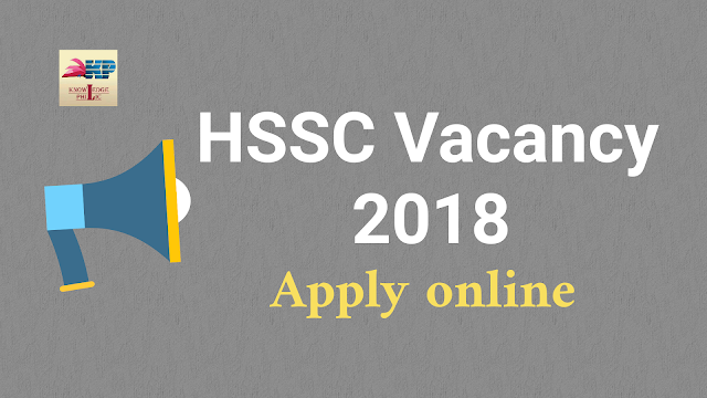 Haryana SSC 2018 Vacancy | Recruitment for 1646 Posts | Fire operator cum Driver