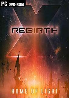 غلاف لعبة X Rebirth