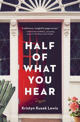 https://www.goodreads.com/book/show/39813106-half-of-what-you-hear
