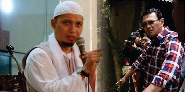 KH.Muhammad Arifin Ilham: Ahok Jadi Ketua RTpun Tak Layak, Apalagi Gubernur!