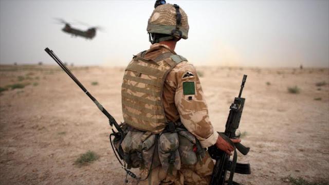 El Reino Unido casi duplicará sus fuerzas en Afganistán