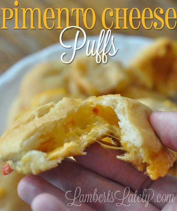 Pimento Cheese Puffs