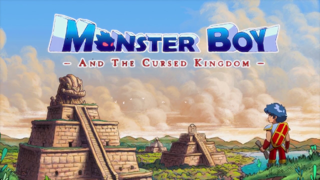 Download Monster Boy and The Cursed Kingdom Highly Compressed Game Kickass