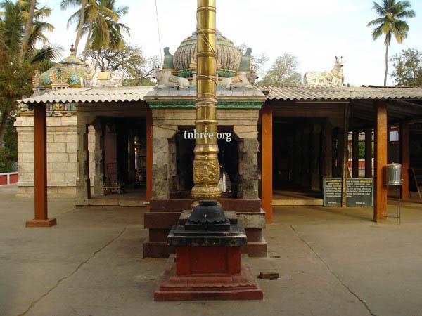 Sri Manneeswarar Temple Kodimaram