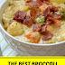 The Best Broccoli Cheese & Potato Soup