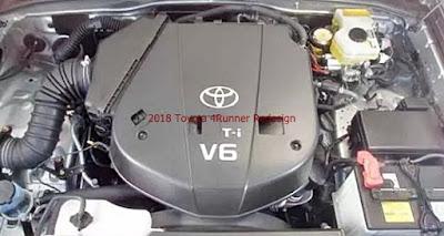 2018 Toyota 4Runner Redesign