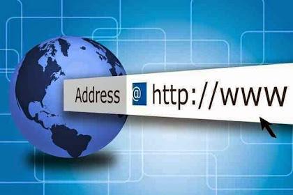 Contoh alamat blog (alamat domain) yang bagus dan menarik