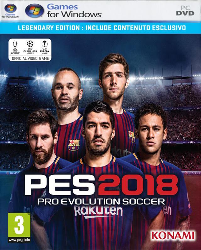 Pes 2013 Pc Edições Evolution: Ultigamerz: Pro Evolution Soccer 2018 PC Game Download