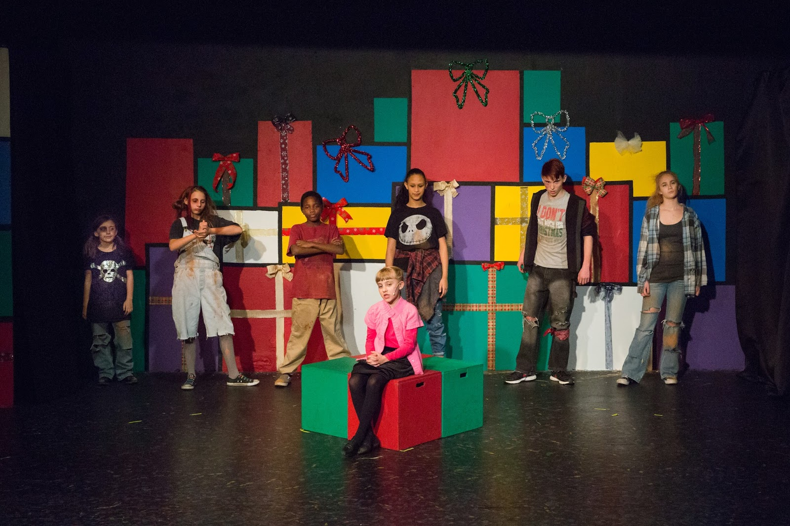 2020 Cyt Best Christmas Pageant Ever Musical PHX Stages: photos   THE BEST CHRISTMAS PAGEANT EVER   Spotlight